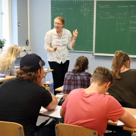 Empatic math teaching